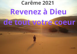 Carême 2021